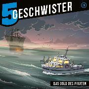 Cover-Bild zu Das Gold des Piraten (5 Geschwister 26) (Audio Download) von Schier, Tobias