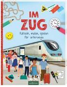Cover-Bild zu Martin, Steve: Im Zug