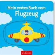 Cover-Bild zu Choux, Nathalie (Illustr.): Mein erstes Buch vom Flugzeug