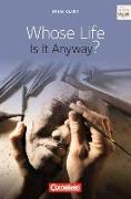 Cover-Bild zu Glaap, Albert-Reiner (Hrsg.): Whose Life Is It Anyway?