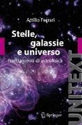Cover-Bild zu Stelle, galassie e universo