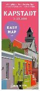 Cover-Bild zu EASY MAP Kapstadt. 1:17'000 / 1:1'250'000