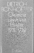 Cover-Bild zu Ökumene, Universität , Pfarramt 1931-1932 (eBook)