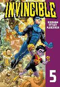 Cover-Bild zu Kirkman, Robert: Invincible 5 (eBook)