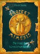 Cover-Bild zu Büchel, Simak: Projekt Mimesis - Die Insel der künstlichen Kinder (eBook)