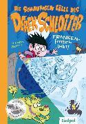 Cover-Bild zu Gorny, Nicolas: Die schaurigen Fälle des Derek Schlotter - FRANKENfrosch lebt! (eBook)