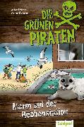 Cover-Bild zu Böckmann, Corinna: Die Grünen Piraten - Alarm auf der Robbenstation (eBook)