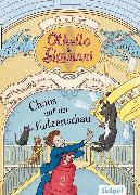 Cover-Bild zu Krapp, Thilo: Othello & Giovanni - Chaos auf der Katzenschau (eBook)