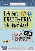 Cover-Bild zu Ich bin Erzieherin, ich darf das! von Klement, Simone (Hrsg.)