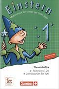 Cover-Bild zu Bauer, Roland: Einstern, Mathematik, Schweiz, Band 1, Themenheft 4