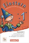 Cover-Bild zu Bauer, Roland: Einstern, Mathematik, Schweiz, Band 1, Themenheft 3