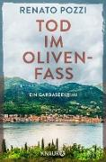 Cover-Bild zu Pozzi, Renato: Tod im Olivenfass (eBook)