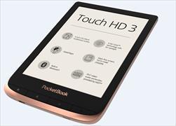 Cover-Bild zu Pocketbook Touch HD 3 kupfer