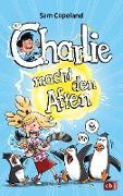 Cover-Bild zu Copeland, Sam: Charlie macht den Affen (eBook)