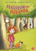 Cover-Bild zu Stohner, Anu: Madison und Miranda - Das verschwundene Pony (eBook)