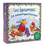 Cover-Bild zu Campanella, Marco (Illustr.): Leo Lausemaus 24 Adventsgeschichten