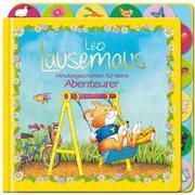 Cover-Bild zu Witt, Sophia: Leo Lausemaus - Minutengeschichten für kleine Abenteurer