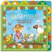 Cover-Bild zu Witt, Sophia: Leo Lausemaus - Minutengeschichten vom Bauernhof