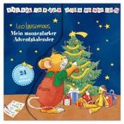 Cover-Bild zu Witt, Sophia: Leo Lausemaus - Mein mausestarker Adventskalender