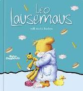 Cover-Bild zu Campanella, Marco (Illustr.): Leo Lausemaus will nicht baden