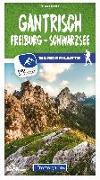 Cover-Bild zu Gantrisch / Freiburg -Schwarzsee 28 Wanderkarte 1:40 000 matt laminiert. 1:40'000