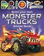 Cover-Bild zu Tudhope, Simon: Build Your Own Monster Trucks Sticker Book