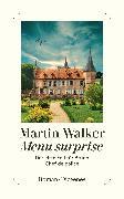 Cover-Bild zu Menu surprise von Walker, Martin