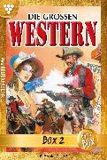 Cover-Bild zu Die großen Western Jubiläumsbox 2 (eBook) von Autoren, Diverse