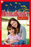 Cover-Bild zu Heimatkinder Staffel 3 - Heimatroman (eBook) von Autoren, Diverse