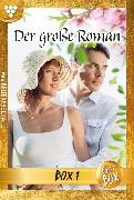 Cover-Bild zu Der große Roman Box 1 - Liebesroman (eBook) von Autoren, Diverse