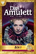 Cover-Bild zu Das Amulett Jubiläumsbox 1 - Mystikroman (eBook) von Autoren, Diverse