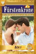 Cover-Bild zu Fürstenkrone Jubiläumsbox 1 - Adelsroman (eBook) von Autoren, Diverse