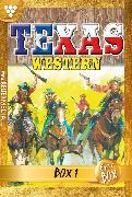 Cover-Bild zu Texas Western Box 1 - Western (eBook) von Autoren, Diverse