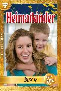 Cover-Bild zu Heimatkinder Jubiläumsbox 4 - Heimatroman (eBook) von Autoren, Diverse