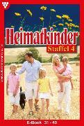 Cover-Bild zu Heimatkinder Staffel 4 - Heimatroman (eBook) von Autoren, Diverse