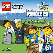 Cover-Bild zu Piedesack, Gordon (Gelesen): LEGO City: Folge 2 - Polizei - Stadt in Gefahr (Audio Download)