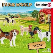 Cover-Bild zu Draeger, Kerstin (Gelesen): Folge 3 & 4: Schleich - Farm World (Audio Download)