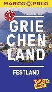 Cover-Bild zu Bötig, Klaus: Griechenland Festland