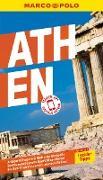 Cover-Bild zu Bötig, Klaus: MARCO POLO Reiseführer Athen (eBook)