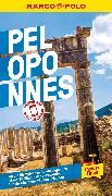 Cover-Bild zu Bötig, Klaus: MARCO POLO Reiseführer Peloponnes (eBook)