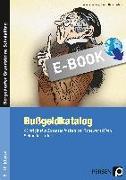 Cover-Bild zu Bußgeldkatalog Kl. 5-10 (eBook) von Jaglarz, Barbara