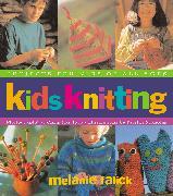 Cover-Bild zu Falick, Melanie: Kids Knitting