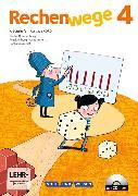 Cover-Bild zu Rechenwege 4. SJ. Ausgabe Nord. Neubearbeitung. Arbeitsheft von Fuchs, Mandy