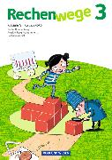 Cover-Bild zu Rechenweg. 3. SJ. Neubearbeitung 2011. Arbeitsheft von Fuchs, Mandy
