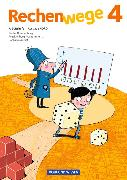 Cover-Bild zu Rechenweg. 4. SJ. Neubearbeitung 2011. Arbeitsheft von Fuchs, Mandy