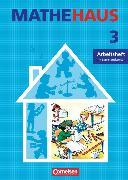 Cover-Bild zu Mathehaus B3. Arbeitsheft von Käpnick, Friedhelm