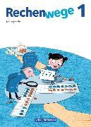 Cover-Bild zu Rechenwege 1. SJ. NA. Übungsheft. Nord/Süd von Käpnick, Friedhelm