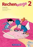 Cover-Bild zu Rechenwege 2. NA. Schülerbuch mit Kartonbeilagen. Nord von Käpnick, Friedhelm