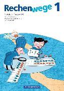 Cover-Bild zu Rechenwege 1. Ausgabe Nord. Arbeitsheft. BE/BB/MV/ST von Fuchs, Mandy