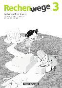 Cover-Bild zu Rechenwege 3. SJ. Ausgabe Nord/Süd. Handreichungen für den Unterricht von Käpnick, Friedhelm